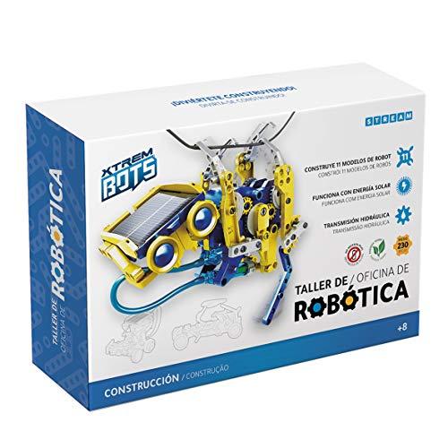 Xtrem Bots Taller de robotica, construcciones para niños, robotica educativa, Robot Juguete construccion, energía Solar, Taller robotico Educativo,.
