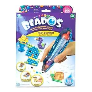 Giochi Preziosi–Beados Pack démarrage C/Perles et semelles 40–1612