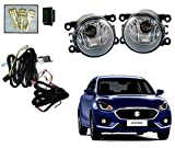 #8: Auto Pearl Premium Quality Car Fog Lamp Lights with Wiring kit and Switch For - Maruti Suzuki Swift Dzire 2017