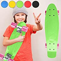 "Skateboard | 22"" (57cm), Ball bearings: ABEC 5, in different colours 