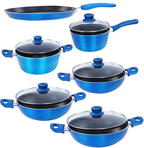 Nirlon-Aluminium-Cookware-Set-6-Pieces-Blue-FDG134578