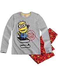 Minions Despicable Me Chicos Pijama 2015 Collection - Rojo