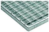 ACO Vario Maschenrost 60x40 cm 1x Gitter-Rost mit der Maschenweite (MW) 30x30 mm für außen passend zur Bodenwanne