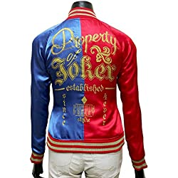 HQ Suicide Women Satin Jacket NEW STYLE XL - HQ Suicide Women Satin Jacket NUEVO ESTILO XL