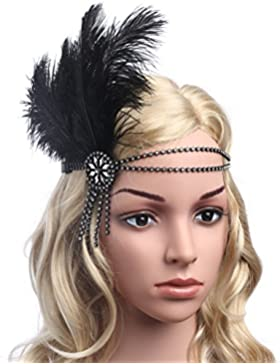 Babeyond Damen Flapper Stirnband