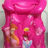 Kemfye Kid Swimming Life Jacket/Vest Swimming Training Aid for Kids (Pink)