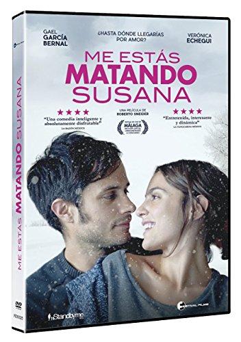 Me estás matando, Susana [DVD]