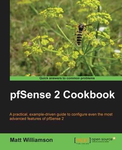 Preisvergleich Produktbild pfSense 2 Cookbook (English Edition)