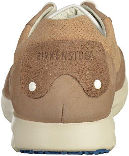 Birkenstock Damen Cincinnati Derby Beige(Mud)