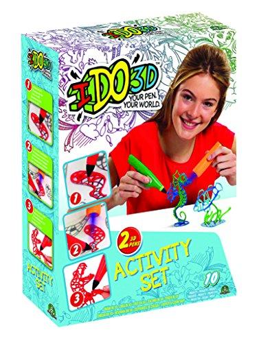Preisvergleich Produktbild Giochi Preziosi 70152051 - IDO3D Activity Set