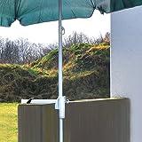 support de parasol pour balcon jardin. Black Bedroom Furniture Sets. Home Design Ideas