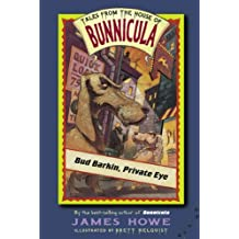 Bud Barkin, Private Eye (Tales from the House of Bunnicula (Unnumbered Prebound))