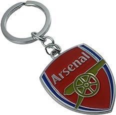 GCT Arsenal Football Club Sports Metal Keychain/Keyring/Key Ring/Key Chain