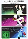 Audrey Hepburn 3-Movie-Edition [3 DVDs]