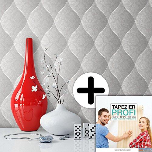 tapete-edel-vinyl-in-grau-schones-floral-design-und-purer-luxus-effekt-moderne-3d-optik-fur-wohnzimm