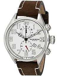 Akribos AK706BR - Reloj para hombres