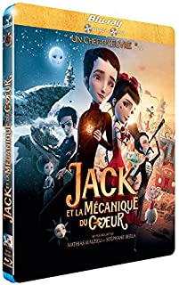 Jack et la mécanique du coeur Blu-ray (B00I9X7VBQ) | Amazon Products