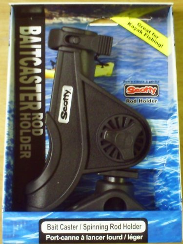 SCOTTY 280 BAITCASTER/SPINNING ROD HOLDERS W/241 MOUNT by Scotty