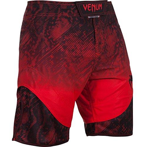 Venum Herren Trainingshorts Fusion Schwarz/Rot