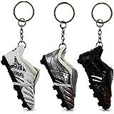 Schlüsselanhänger Fußballschuh Fußball Schlüssel Schlüsselkette Anhänger sortiert 13 cm