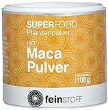 Feinstoff Bio Maca Pulver, 100 g