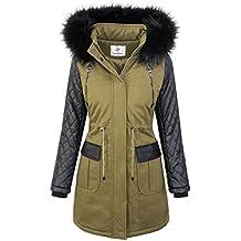 wholesale dealer 8329b 959ae Amazon.it: parka donna invernale