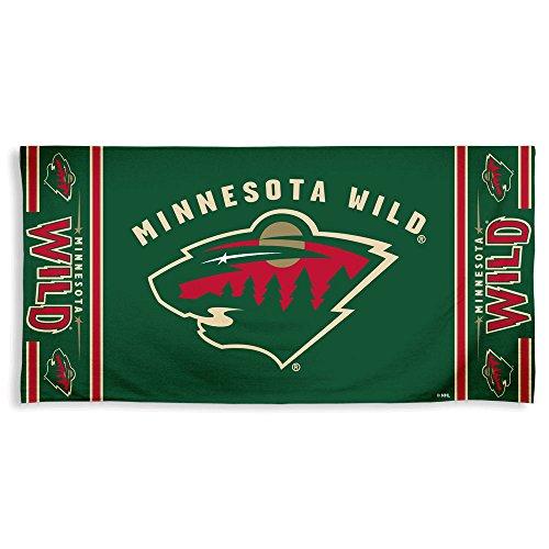 McArthur Minnesota Wild Eishockey NHL Strandtuch