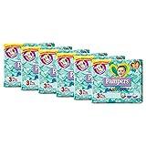 Pampers Baby Dry Pannolini Midi, Taglia 3 (4-9 kg), 6 Confezioni da 28 [168 Pannolini]
