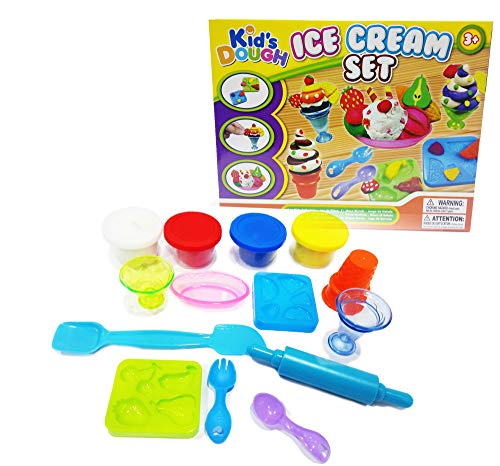 Popsugar Ice Cream Dough Set