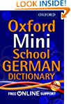 Oxford Mini School German Dictionary