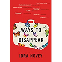 Ways to Disappear (English Edition)