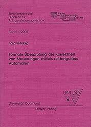 Formale Überprüfung der Korrektheit von Steuerungen mittels rektangulärer Automaten