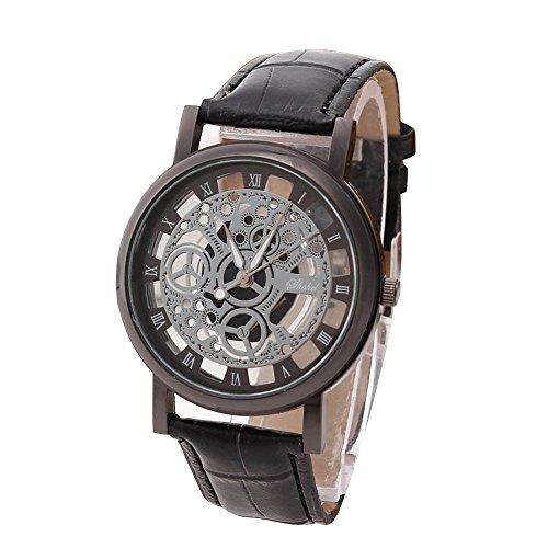 Rawdah -  -Armbanduhr- Rawdah010 - Frauen Coach Gold Uhren