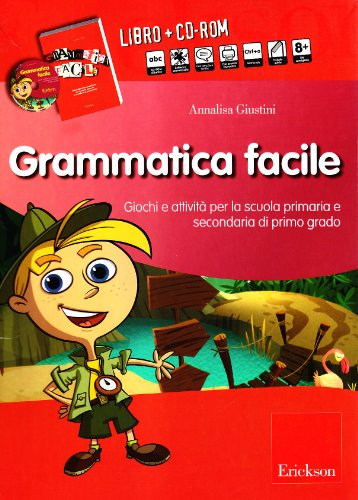 Grammatica facile. Kit. Con CD-ROM