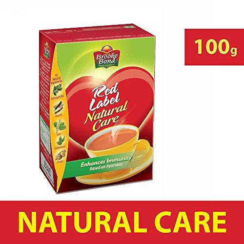 Brooke Bond Red Label Natural Care Tea, 100g