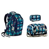 Satch by Ergobag - Schulrucksack Set 3tlg. Blister