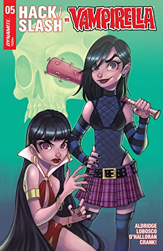 Hack/Slash vs. Vampirella #5 (of 5)