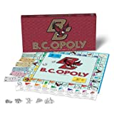 Late for the Sky BC Boston College BCopoly Brettspiele