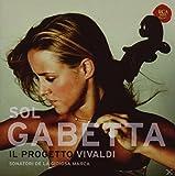 Il progetto Vivaldi : concertos pour violoncelle, cordes et basse continue   Vivaldi, Antonio (1678-1741). Compositeur