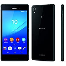 "Sony M4 Aqua - Smartphone Vodafone de 5"" Qualcomm MSM8939 Snapdragon 615 8GB ROM 2GB RAM Android 5 Lollipop, color negro"