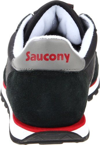 Saucony Jazz Shoes S2866 - 189 Black/Grey/Red