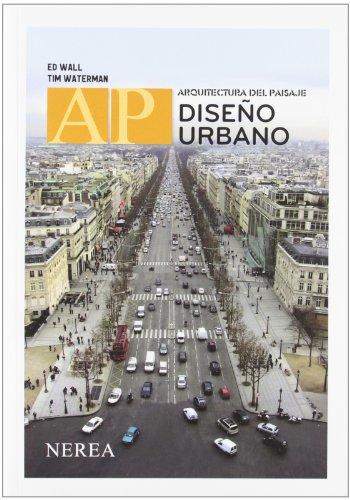 Diseño urbano. Arquitectura del paisaje