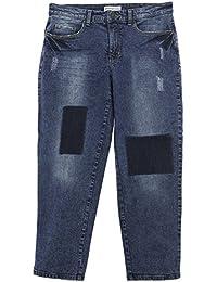 sheego 7 8 Jeans Caprijeans Hose Die Schmale Damen Stretch Plusgröße  Übergröße ca167cc573