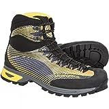 La Sportiva 11vyb, Stivali da Escursionismo Alti Unisex-Adulto, Multicolore (Yellow/Black 000), 44.5 EU