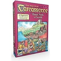 Giochi Uniti Jeux États-Unis gu395Carcassonne ESP. 8, Bazar des ponts et Castell
