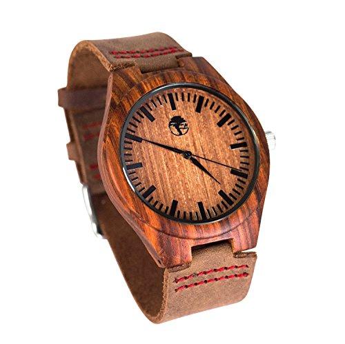 viable-harvest-montre-homme-en-bois-cadran-en-bamboo-lunette-en-santal-cuir-veritable-coffret-cadeau