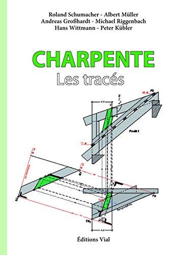 Charpente - Les tracés