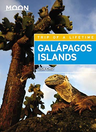 Moon Galápagos Islands (Travel Guide)