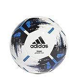 adidas Team J350 - white/black/blue/silv