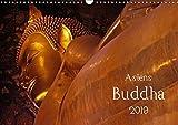 Asiens Buddha (Wandkalender 2019 DIN A3 quer): Asiens Buddha - Ein spiritueller Begleiter nicht nur für Buddhisten (Monatskalender, 14 Seiten ) (CALVENDO Orte)